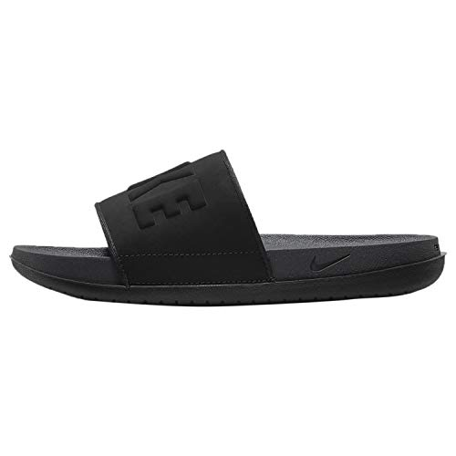 Nike Offcourt Slide para mujer, Negro (Antracita/negro-negro.), 39 EU