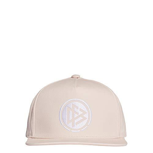 adidas DFB Snapback Cap Kappe, Icepink/Icepink/White, OSFL