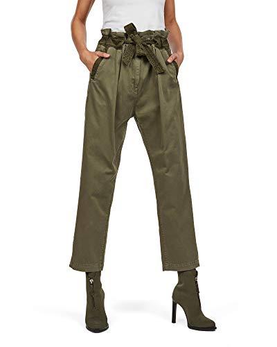G-STAR RAW Bronson Army Paperbag broek voor dames