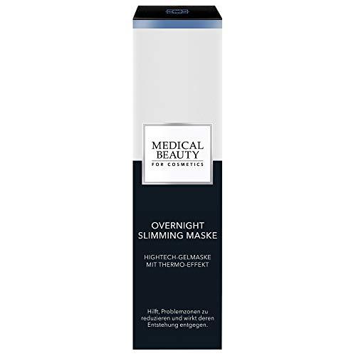 MEDICAL BEAUTY® Overnight Slimming Maske | Hightech-Gelmaske mit Thermo-Effekt | Nächtliche Figurpflege | Inhalt: 200 ml