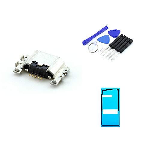 kaputt.de Dock Connector für Sony Xperia Z3 Ladebuchse Platine inkl. DIY Reparatur-Set