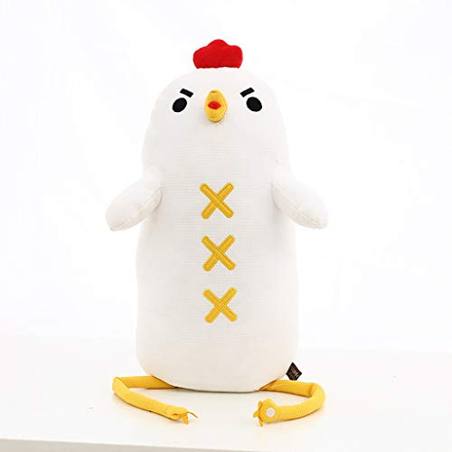 SJYDQ Muñecas rellenas de Juguete de Peluche de Animal Suave Regalo de cumpleaños Encantador (Size : 50 cm)