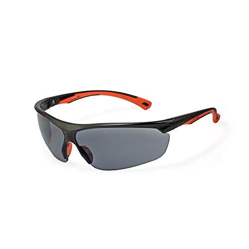 MSa Safety 10153955, occhiali, protezione della vista in movimento, dal fumo, Sightgard, UV400