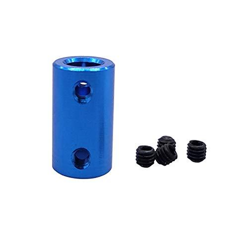 Basic Cellphone Cases Piezas CNC Acoplamiento 1PC de Acoplamiento D14L25 5 * 5 5 * 8 6 * 8 6.35 * 8 8 * 8 Eje para Acoplamiento de aleación de Aluminio del acoplador CNC (Inner Diameter : 6mm to 8mm)