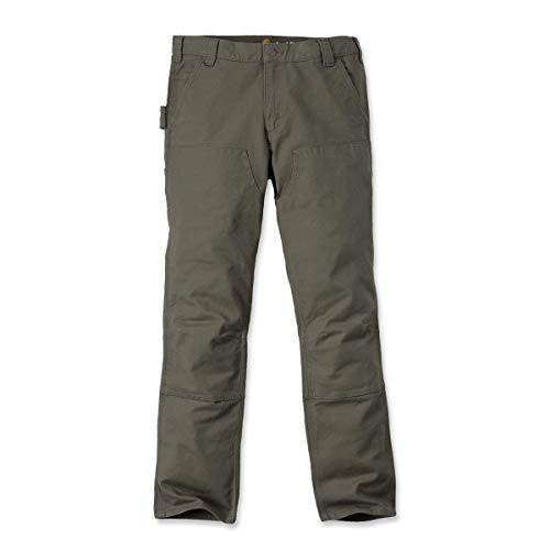 Carhartt Stretch Duck Double Front Pants - Freizeithose