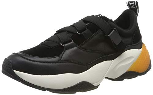 Marc O'Polo Damen 90815233502315 Sneaker, Schwarz (Black 990), 39 EU