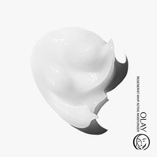 Olay Regenerist Retinol 24 Night Moisturizer Fragrance-Free + Whip Face Moisturizer Travel/Trial Size Gift Set