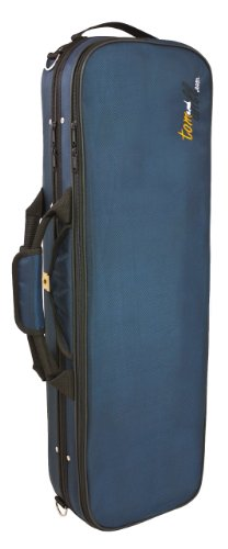 Tomandwill 43VL44-640 - Estuche para violín, color azul