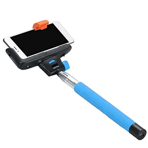 Draadloze Bluetooth Selfie Stick uitschuifbare handheld Monopod vervanging voor Samsung/iPhone mobiele telefoon
