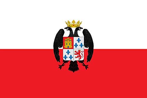 magFlags Bandera XL Montalbán de Córdoba | Montalbán de Córdoba, Spain | Bandera Paisaje | 2.16m² | 120x180cm