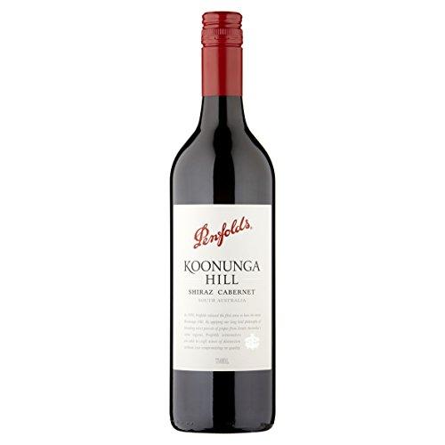 Penfolds Koonunga Hill Shiraz-Cabernet Rotwein 0,75 L