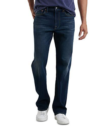 ラッキーブランド ボトムス サイズ:42x30 デニムパンツ Men's 181 Relaxed Straight Fit Stretch C Balsam メンズ [並行輸入品]