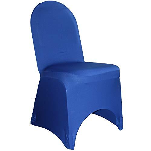 YCC Linen - Stretch Spandex Banquet Chair Cover - Royal Blue
