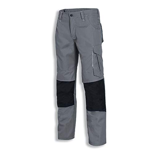 Uvex New Worker Pantalon de Travail pour Homme Gris Taille 58