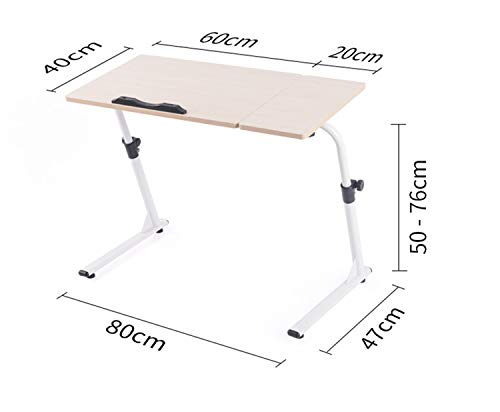 NUO-Z Einstellbare Klapp Laptop Notebook Tisch Computer Schreibtisch Laptop Schreibtisch Schreibtisch Höhe Einstellbare Schreibtisch Laptop Autohalterung