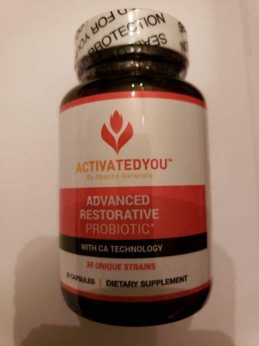 Activated You Advanced Restorative Probiotic, 30 Capsules