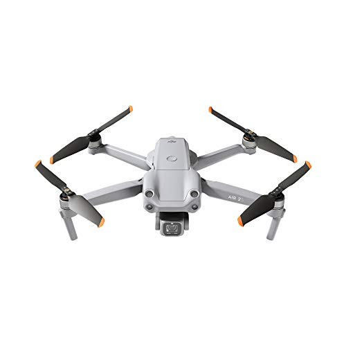 DJI Air 2S - Drone Quadcopter UAV with 3-Axis Gimbal Camera, 5.4K Video, 1-Inch CMOS Sensor, 4 Directions of Obstacle Sensing, 31-Min Flight Time, Max 7.5-Mile Video Transmission, MasterShots, Gray