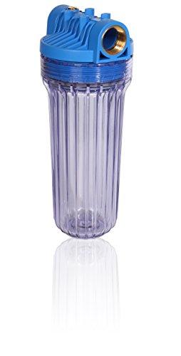 Filtertasse Wasserfilter 10 Zoll 1 Zoll IG Wasserenthärtung
