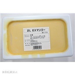 EXマンゴー 2L 【冷凍】/森永乳業(2個)