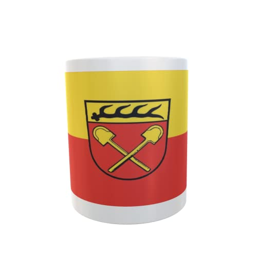 U24 Tasse Kaffeebecher Mug Cup Flagge Schorndorf