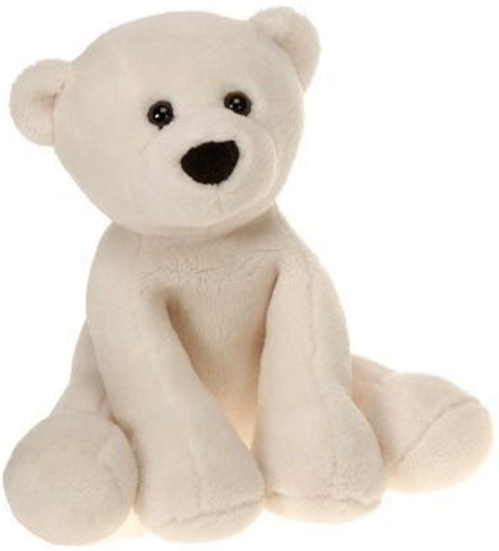 Fiesta Toys Comfies Bean Bag Polar Bear Small 7.5 by Fiesta