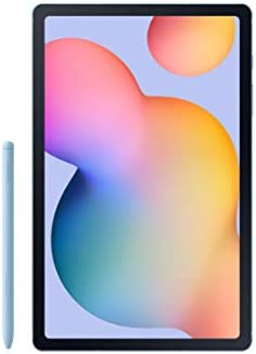 Samsung Galaxy Tab S6 Lite 10 4 64GB WiFi Tablet Angora Blue SM P610NZBAXAR S Pen Included product image