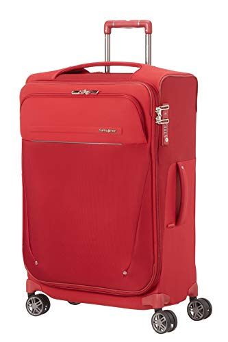 SAMSONITE B-Lite Icon - Spinner 71/26 Exp Hand Luggage 71 centimeters 90 Red