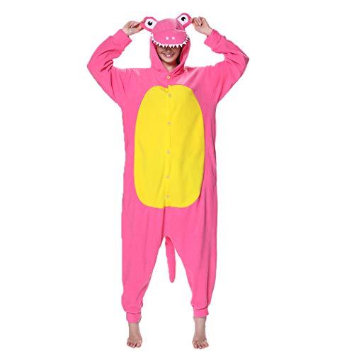 FORLADY Traje de Animal Perezoso Ropa de Dormir Pijamas para Adultos Unisex Polar Polar Cosplay Traje