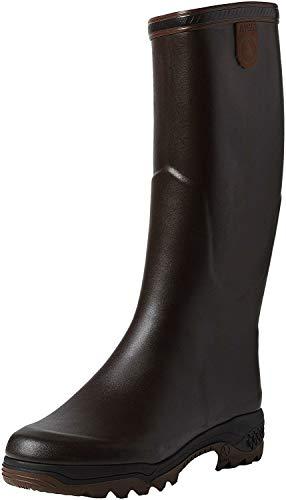 Aigle Parcours 2 Excellence, Stivali di Gomma da Lavoro Unisex-Adulto, Marrone (Brown XL), 39 EU