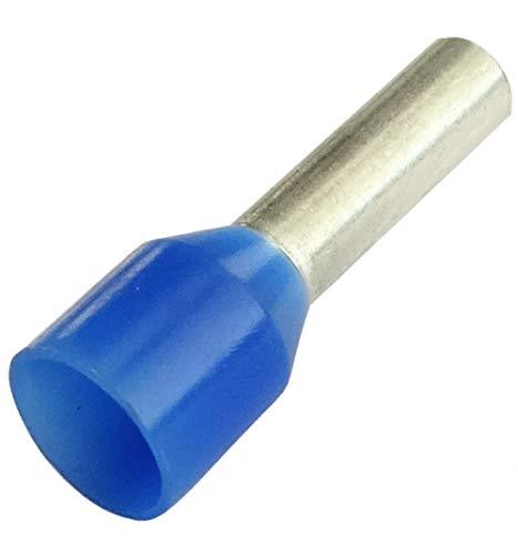 AERZETIX: Juego de 50 - Punteras para Cables eléctrico - Aislado -...