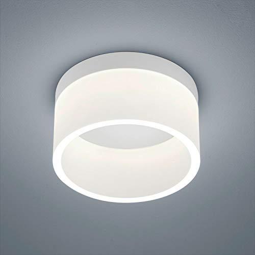 Helestra LIV 17W LED Deckenleuchte mit Acryldiffusor weiß matt Ø: 200 mm Deckenpot rund IP30 3000K dimmbar