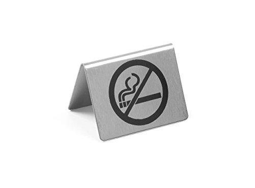 HENDI Tafelstandaard Niet roken - 50x35x(H)40 mm