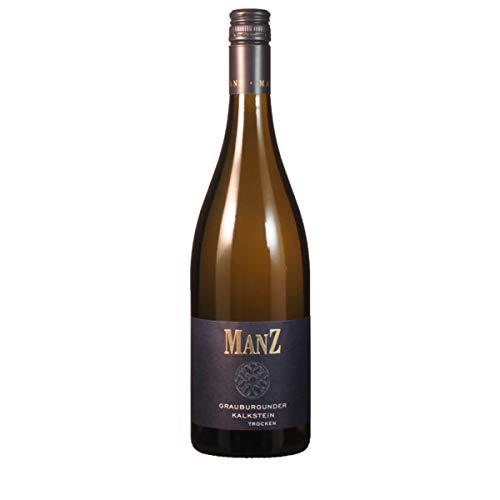 Manz Grauburgunder trocken Kalkstein 2019 trocken (0,75 L Flaschen)