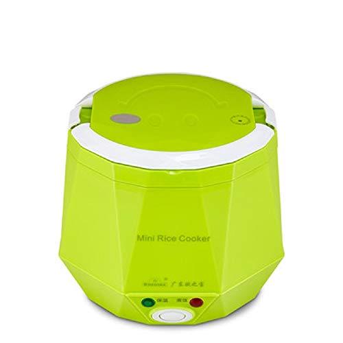 Onezili - Mini arrocera multifunción 1,6 l verde