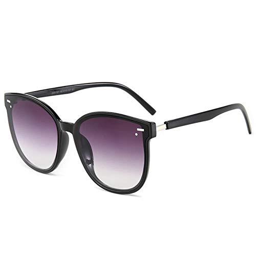 SELLM Squar Gafas de Sol Mujer Marca Dise?o Recubrimiento Espejo Se?Ora Sunglass Mujer Gafas de Sol para Mujer Gafas, C2