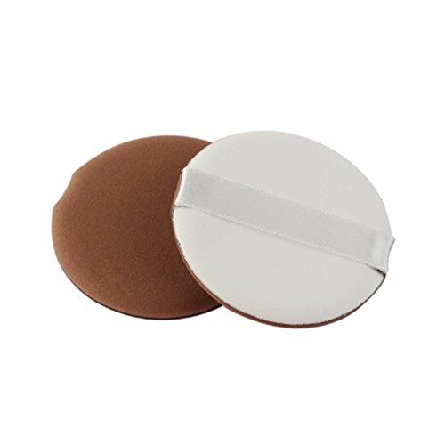 D DOLITY Set De 8x Air Coussin Puff Crème Applicateur Eponge Bouffée pour Maquillage Poudre Fond de Teint Faciale - Multi