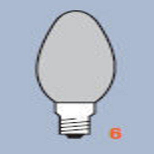 Glühbirne 25 Watt E14/SES Kerzenlampe CLAS B FR 25