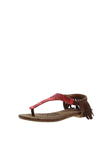 DESIGUAL Shoes_Lupita_Lottie Sandalias Mujeres Marrón - 37 - Sandalias