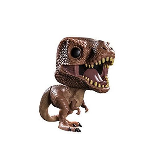Yukichi Pop Movie Jurassic Park Tyrannosaurus Figure Collectible Toy Exclusive