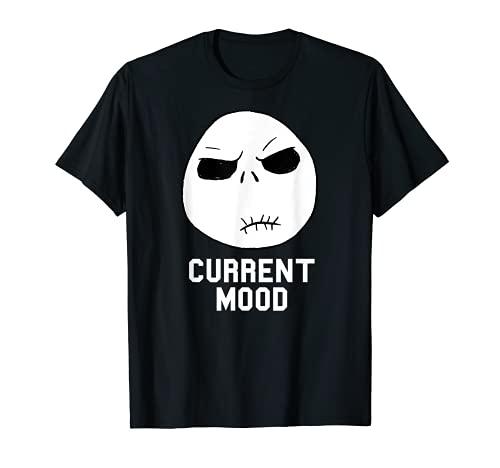 Disney Nightmare Before Christmas Current Mood T-Shirt