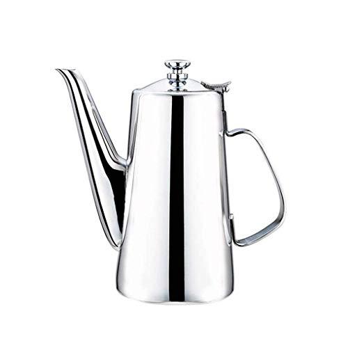 Acero inoxidable Estufa Tetera, Cafetera, cafetera eléctrica, gas/Cerámica/halógena WTZ012