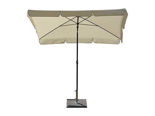 Maffei Novara Parasol Rectangulaire 240X160 cm