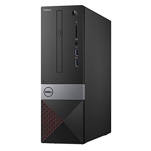 Dell Vostro 3470 Small Desktop, Intel Core i5-9400, 8GB RAM, 256GB SSD, DVD-RW, Dell 3 YR WTY + EuroPC Warranty Assist, (Renewed)