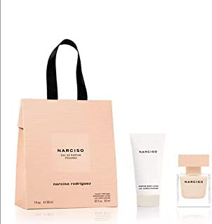 Narciso Rodriguez Narciso Poudree 30ML + 50ML Body Lotion, 50 ml