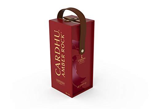 Cardhu Amber Rock Whisky Escocés con Estuche de Regalo, 700ml