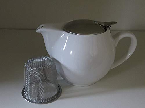 Cha Cult Pichet Saara Porcelaine Blanc 0,9 L