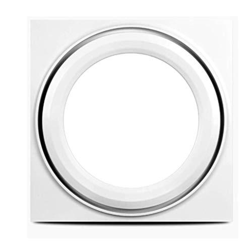 DYXYH De Ruido de Ventilador de Baja Ventilador de ventilación del Ventilador de baño Garaje Shed Polo Barn hidropónico Ventilación
