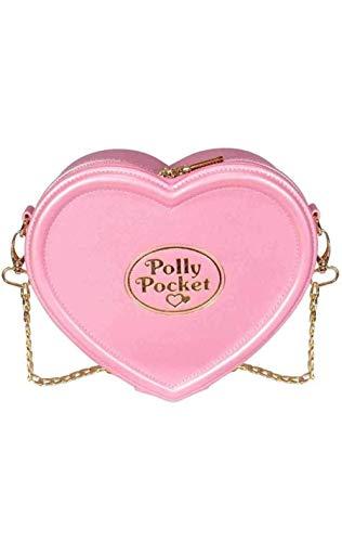 Polly Pocket Mädchen, Pink, One Size