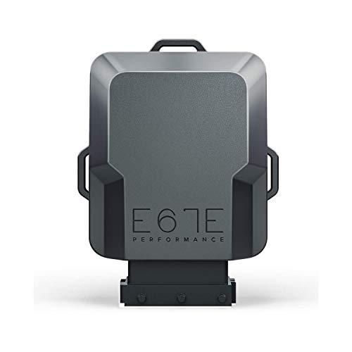 E67E Silver kompatibel mit Opel Corsa (E) 1.3 CDTI ecoFlex (75 PS / 55 kW) Diesel Chiptuning