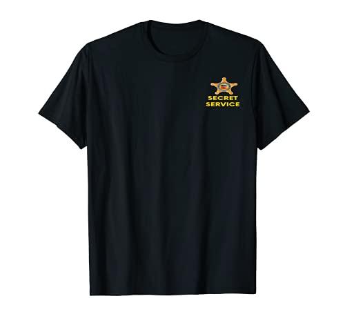 SECRET SERVICE - T-Shirt